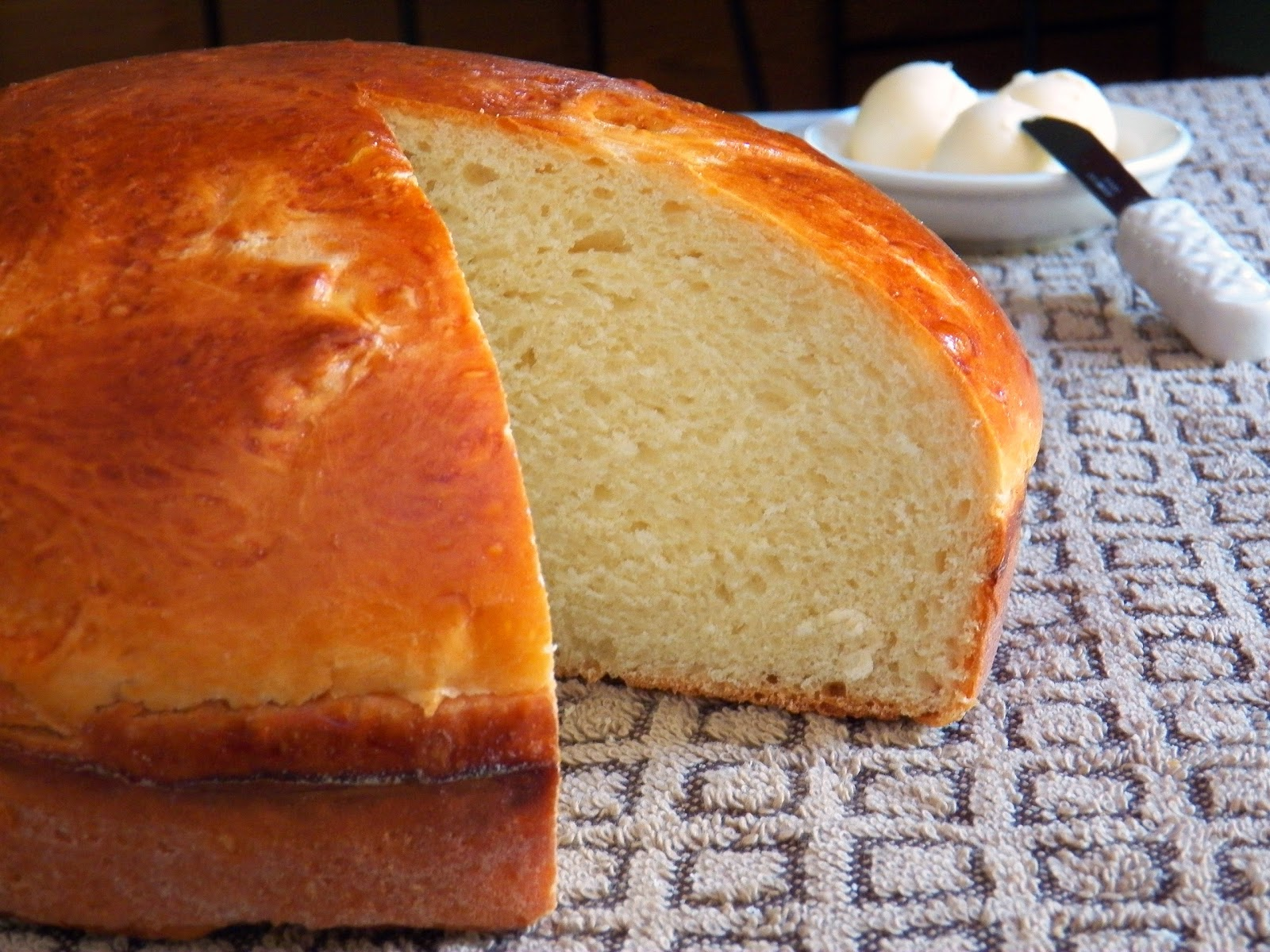 PORTUGUESE SWEET BREAD | In Good Flavor | Great Recipes | Great Taste