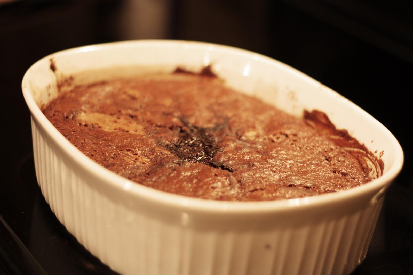 Hot Fudge Sundae Cake - Homemade Toast