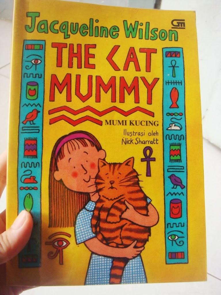 Honeysuckle The Cat Mummy