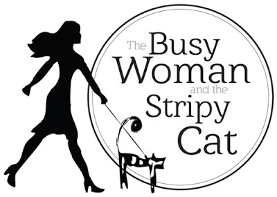 The Busy Woman and the Stripy Cat