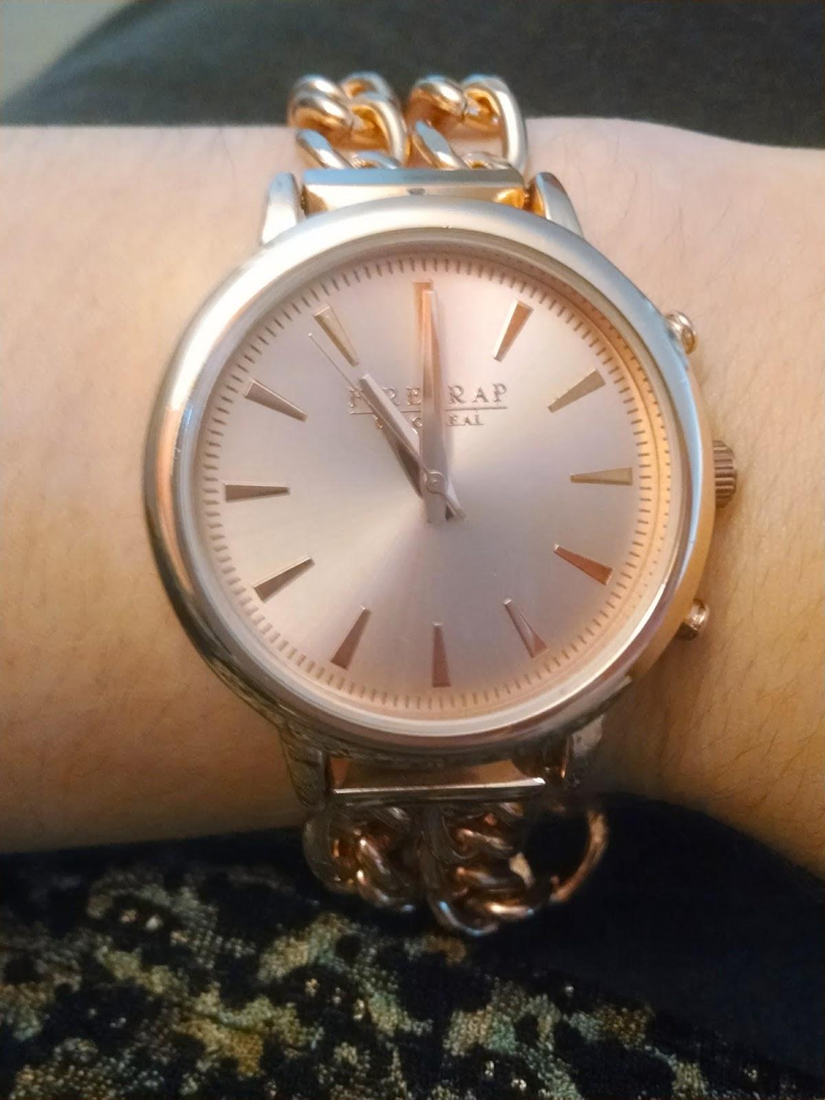 Firetrap blackseal watch
