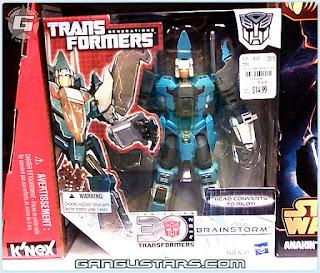 Hasbro Takara Transformers Generations Brainstorm トランスフォーマー
