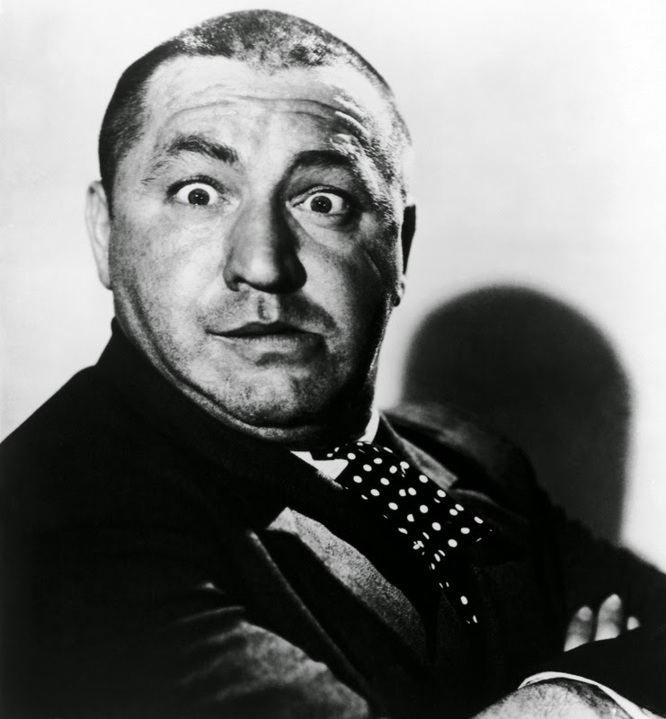 """Los Angeles Morgue Files: """"The Three Stooges"""" Jerome ... Curly Howard 1952"""