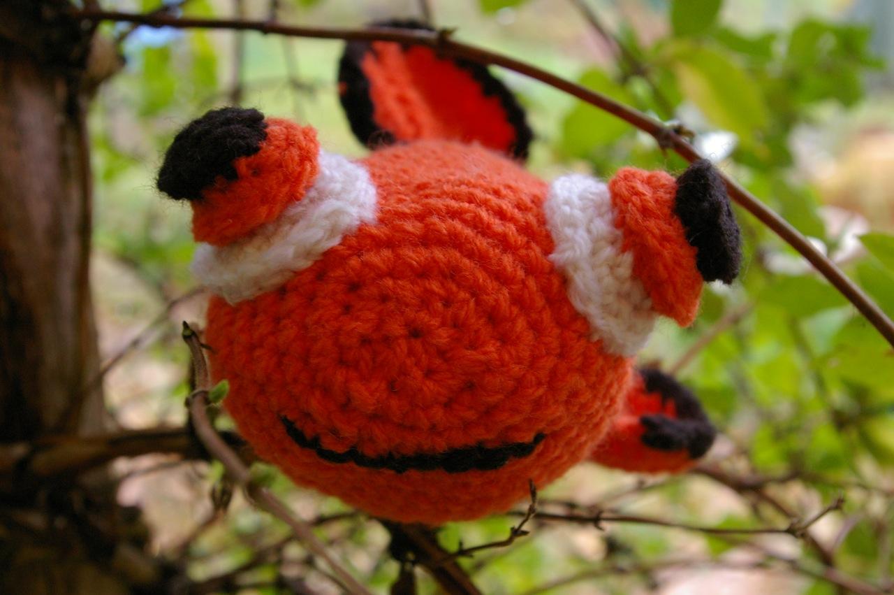 Filozailes doudous au crochet - Poisson marrant ...