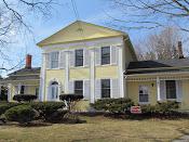 Joseph Keeler house, Colborne (1820)