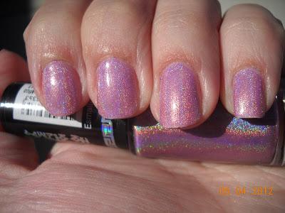 hestia hits holographic esmaltes nail polish uñas nails