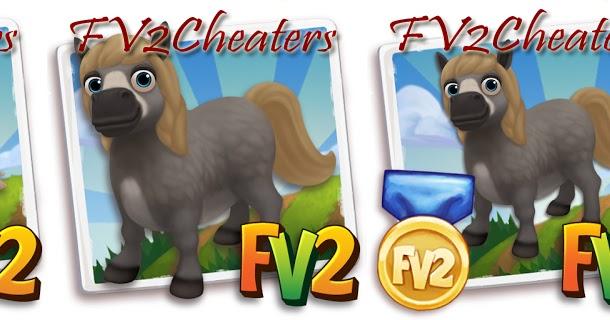 Farmville 2 cheaters farmville 2 cheat code for fur grey for Farmville horse