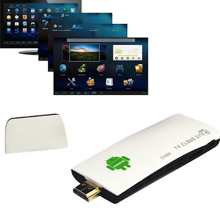 PC TV Dongle Stick Android 4.4 Quad Core 2G/8GB XBMC Bluetooth DLNA Wifi EU FSS