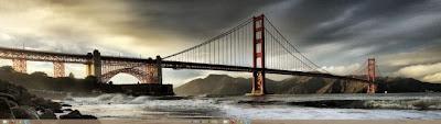Windows 8 Panaromik Köprüler Teması