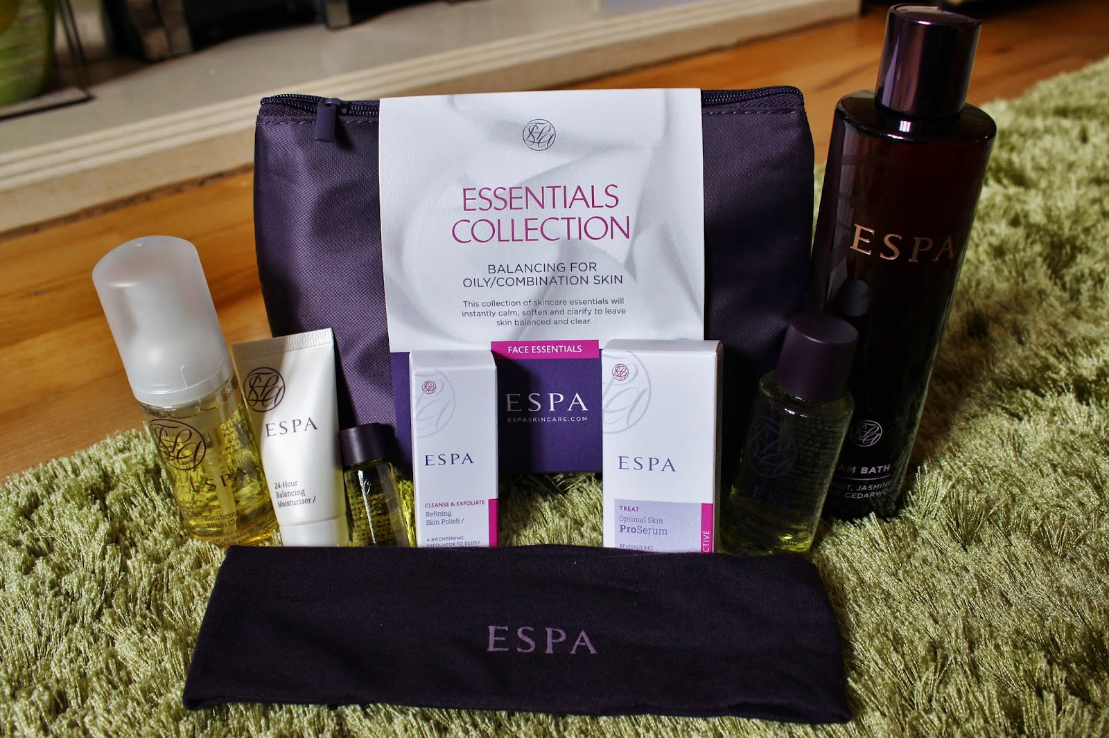 ESPA Essentials Collection