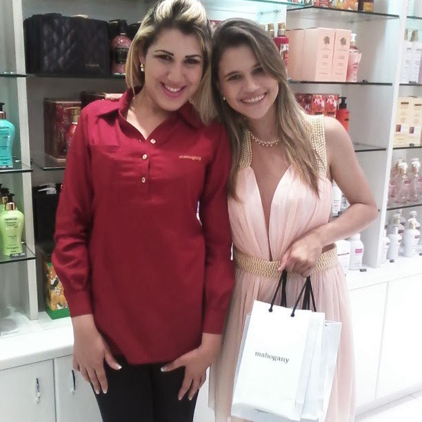 Vogue Fashion's Night Out - FNO - Belo Horizonte - Boulevard Shopping
