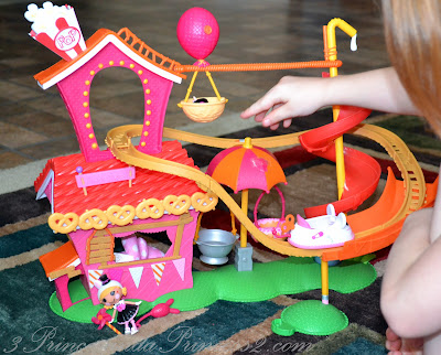 Lalaloopsy playset