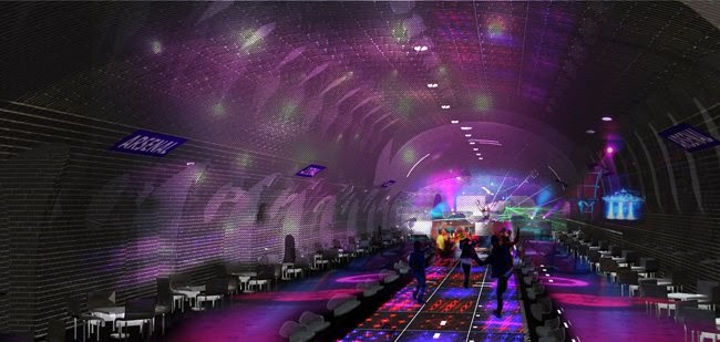 Metro Makeovers for the Abandoned Stations of Paris