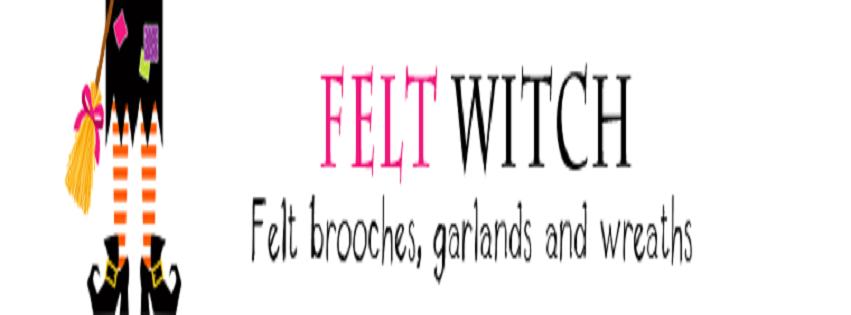 Felt Witch