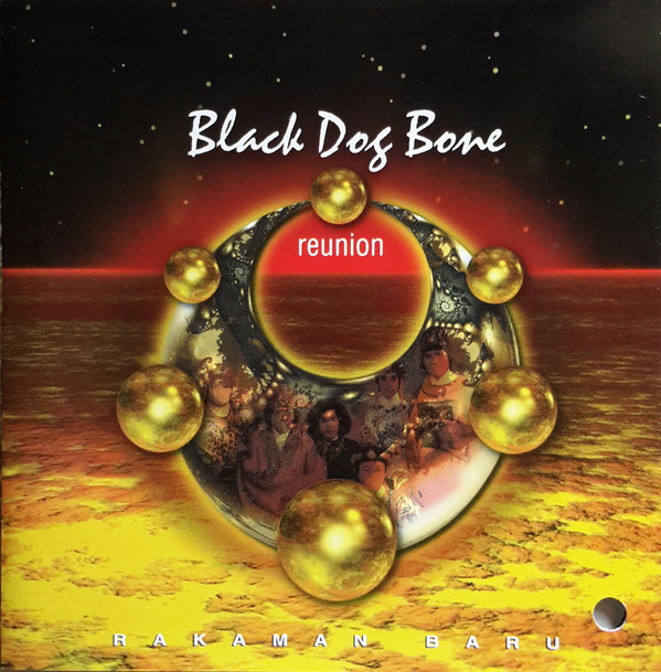 BLACK DOG BONE