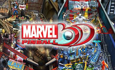 Marvel Pinball 3D Nintendo 3DS eShop GOTY