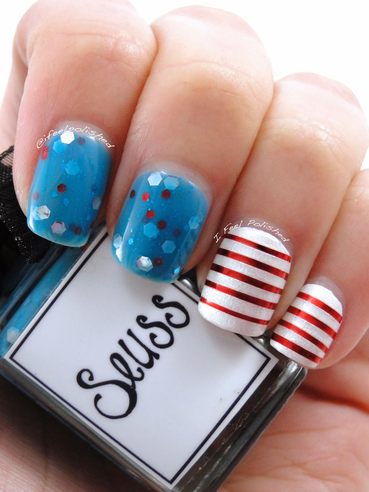 Dr. Seuss Nails