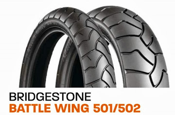 BRIDGESTONE BATTLE WING