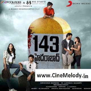 143 Hyderabad Telugu Mp3 Songs Free  Download -2013