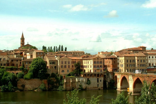 albi cidade medieval