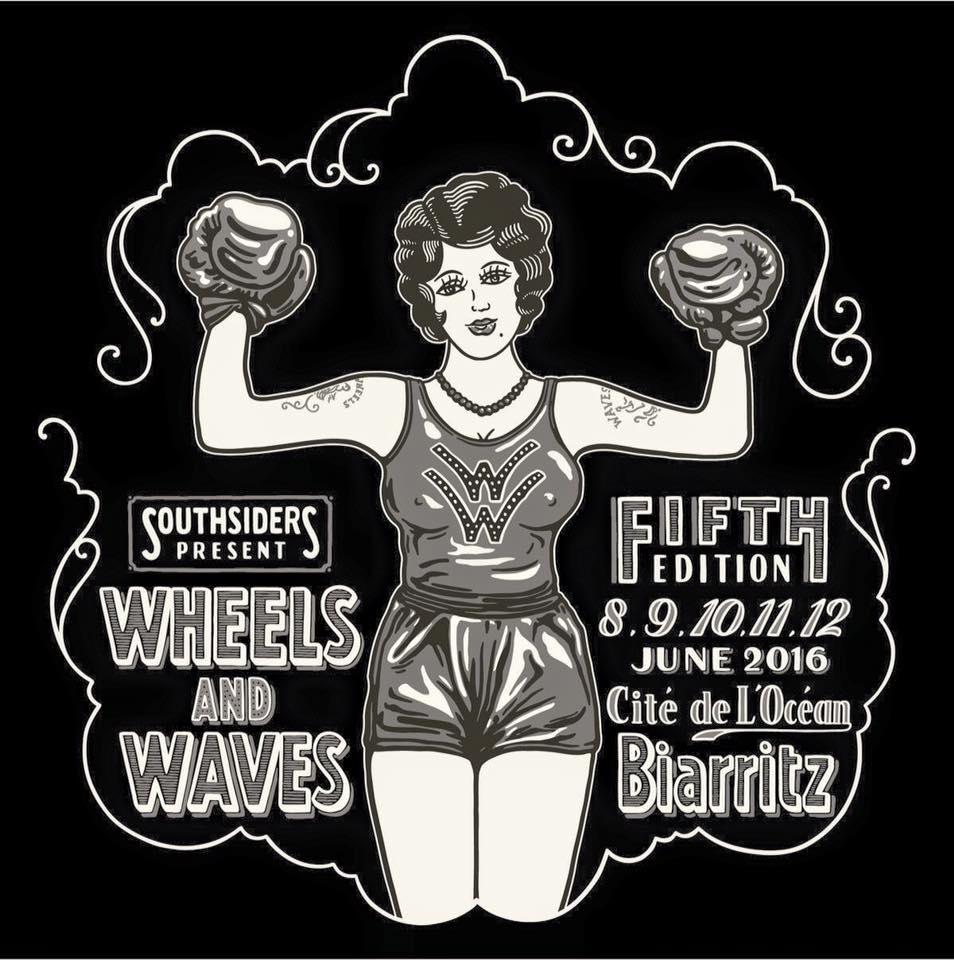 Wheels & Waves 2016