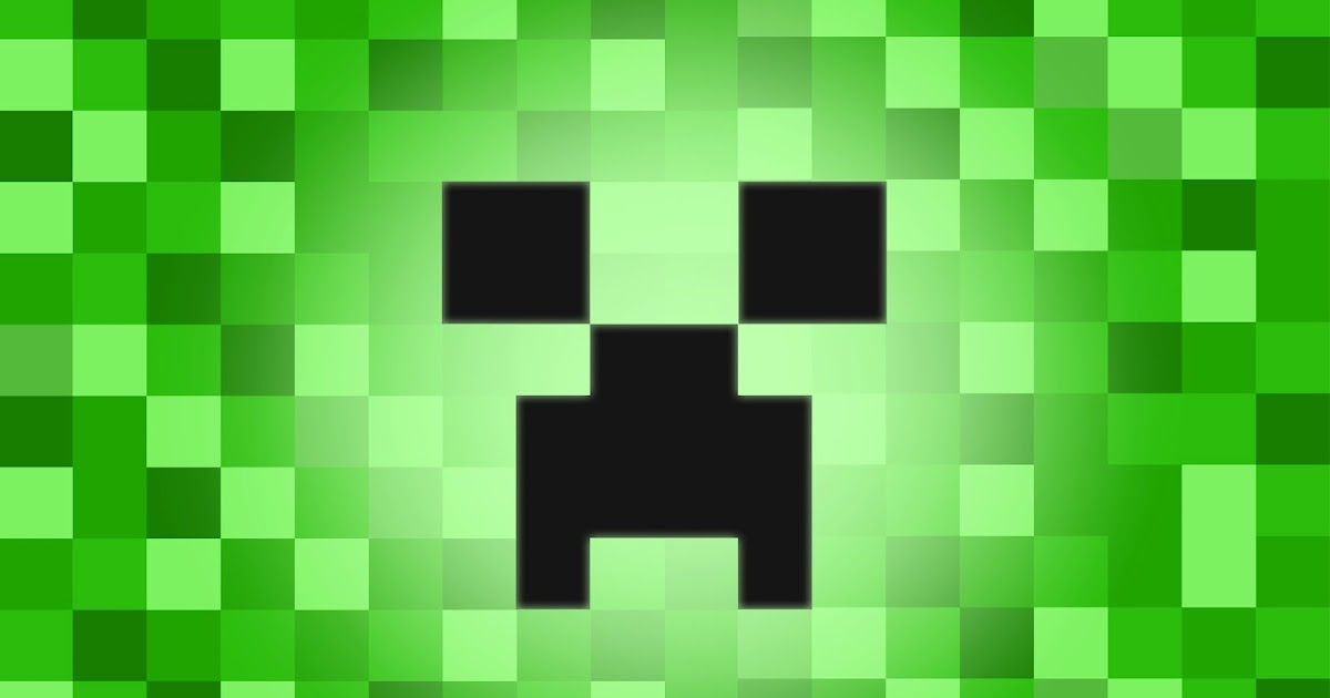 Minecraft Creeper Face Printable