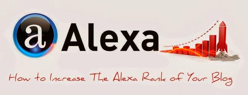 Cara Meningkatkan Alexa Rank pada Blog Anda
