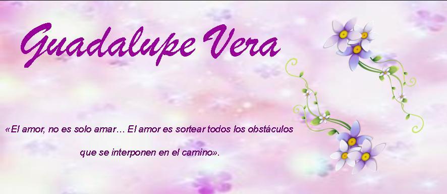 Guadalupe Vera - Escritora