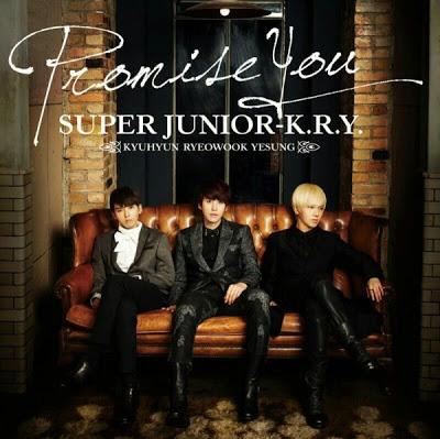 Super Junior KRY Promise You
