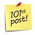 My 101st Post!