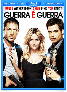 Filme Guerra é Guerra! : UNRATED   Dual Áudio   BluRay 720p