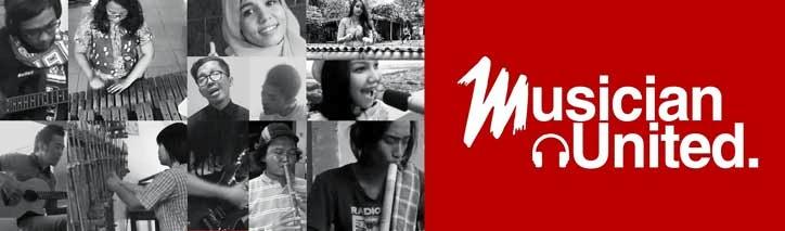 #MusicianUnited