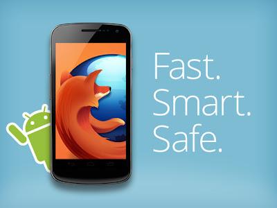Firefox para Android Mozilla diz que algo grande está vindo