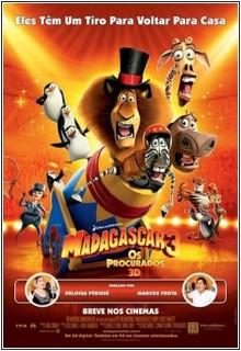Madagascar 3 Os Procurados Dublado