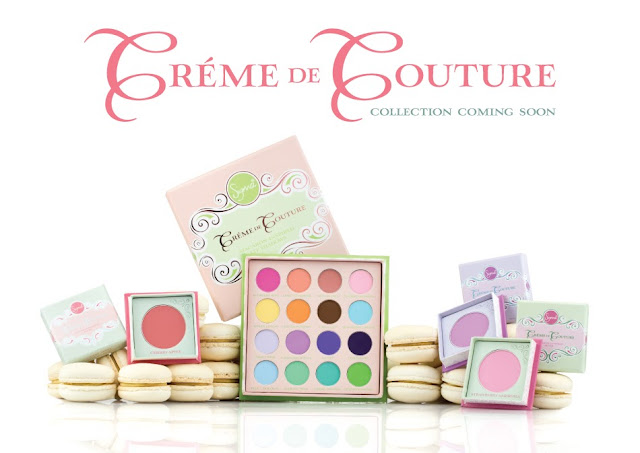Sigma Creme de Couture preview, photos, swatches reviews are coming soon to Handmade Reviews.