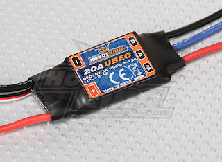 ESC Brushless