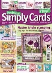 Australian Simply Cards  #56