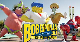 Bob Esponja: Um Heroi Fora D'Agua