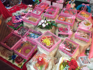 Koleksi Gubahan Pink