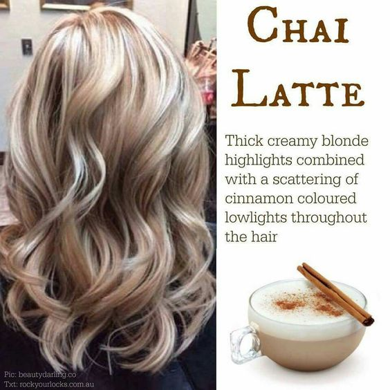 Coffee Blonde Hair Shades Omg Love Beauty