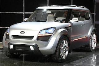 2011 Kia Soul Sports Car