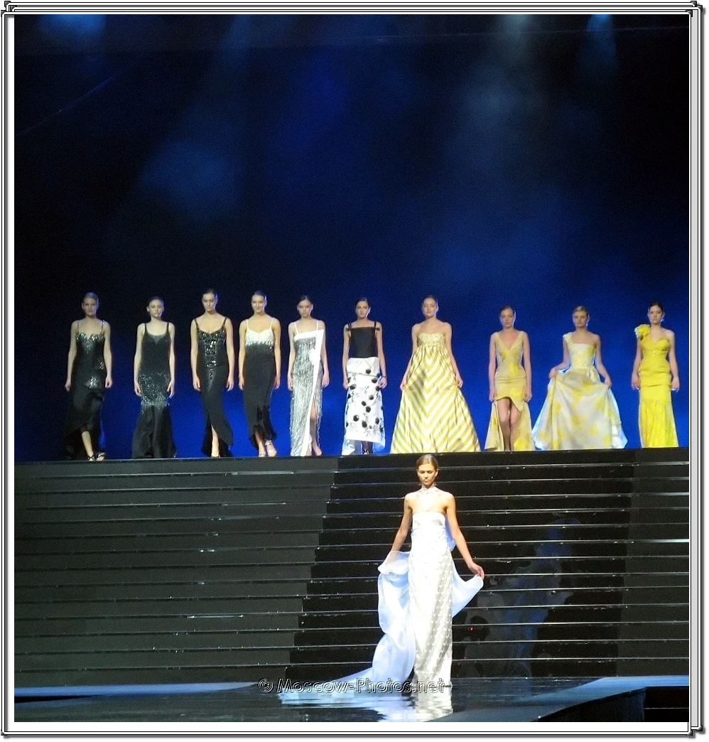 Lorenzo Riva Collection. Moscow Fashion Expo - 2007.