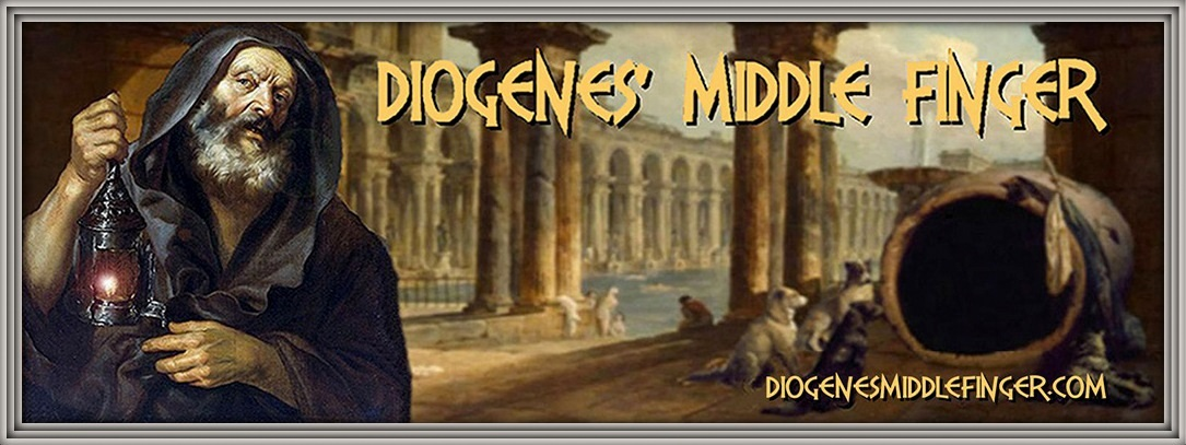 Diogenes' Middle Finger