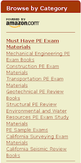 PE exam study, PE exam, civil engineering exam, PE review books, best PE review book