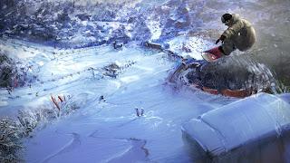 Amazing Snowboarding HD Wallpaper