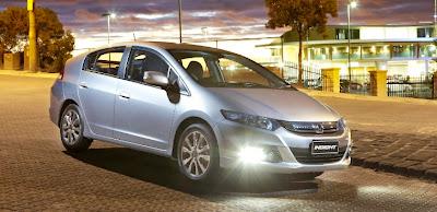2012 Honda Insight Facelift Introduced in Australia