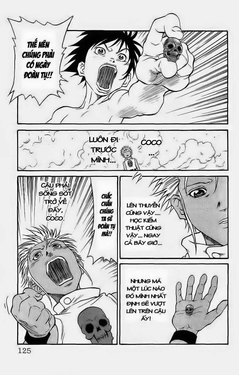 Vua Trên Biển – Coco Full Ahead chap 237 Trang 18 - Mangak.info