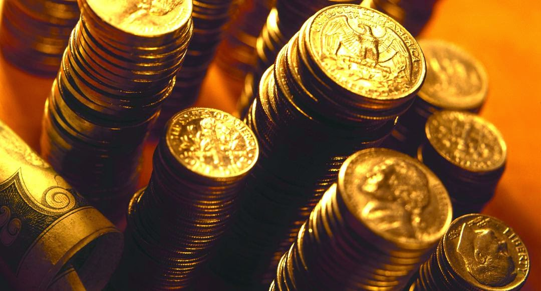 Monedas y economia