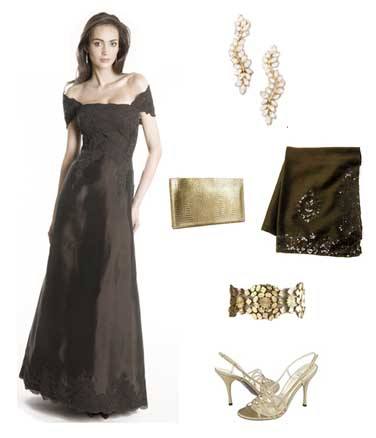 Fashion And Stylish Dresses Blog: Helen Morley Evening Gowns and ...