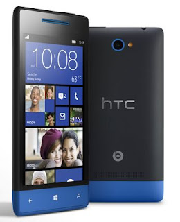 Windows Phone S8 by HTC